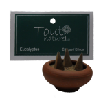 Eucalyptus - Cone incense (not available online)
