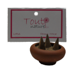 Lotus - Cone incense (not available online)